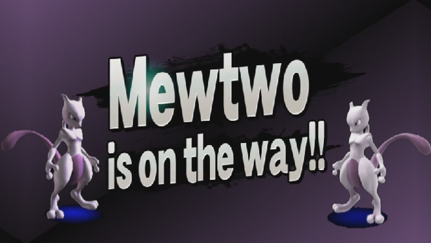 Mewtwo Might Not Be DLC In Smash Bros.