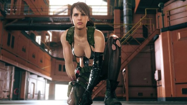 Does Metal Gear Solid V Objectify Quiet?