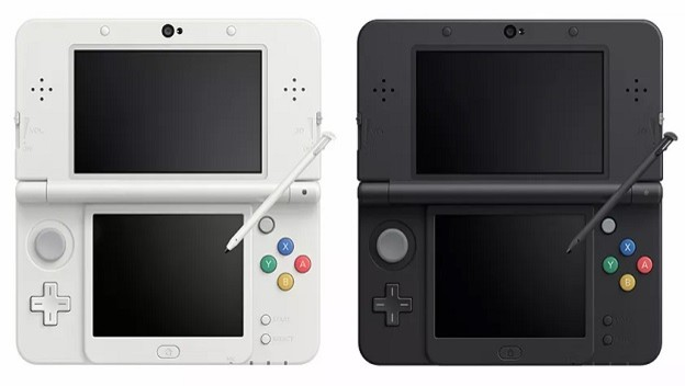 3DS Sales Clearly Leading Up to New 3DS