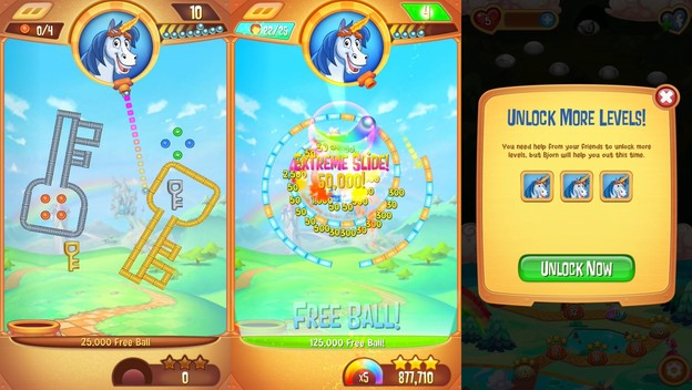 Peggle Blast Makes Every Free-to-Play Mistake