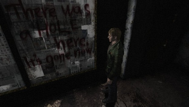 Pervasiveness of Silent Hill