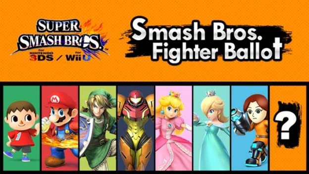 Make Realistic Smash Bros. Fighter Ballot Suggestions