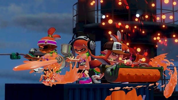 Nintendo's Splatoon Demo Design is Counterintuitive