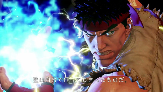 Details Revealed for Street Fighter V