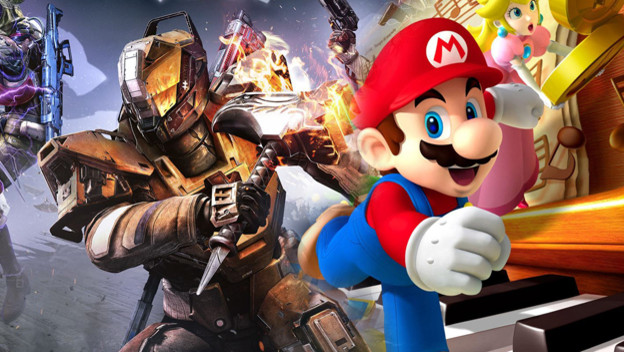 What's the One Thing Mario and Destiny Have in Common?