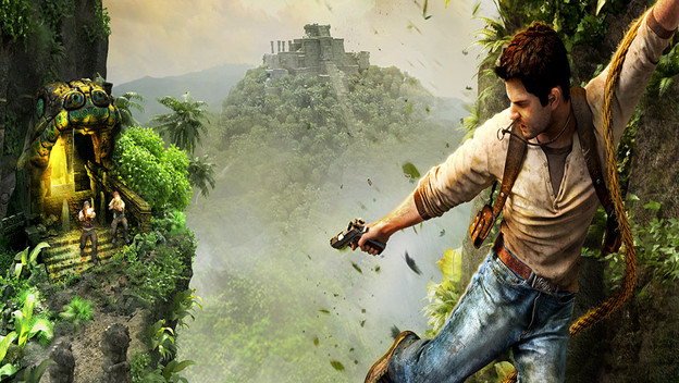 Which Game is the Red-Headed Stepchild of the Uncharted Collection?