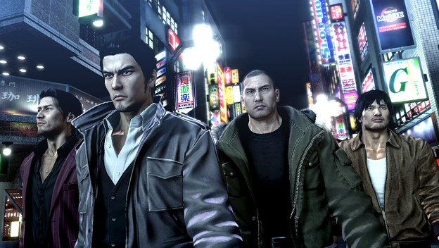 Shenmue III Backers Shouldn't Forget about Yakuza 5