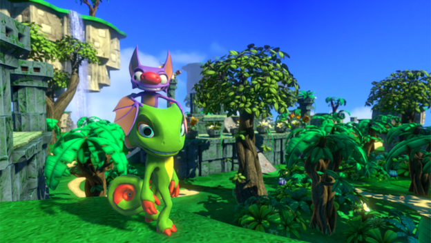 Yooka-Laylee will Set New Kickstarter Records