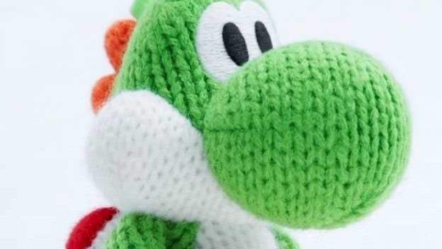 Nintendo Wants To Watch the World Burn. The Yarn Yoshi Amiibo is Here.