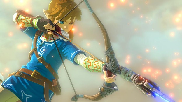 Legend of Zelda Wii U Delayed