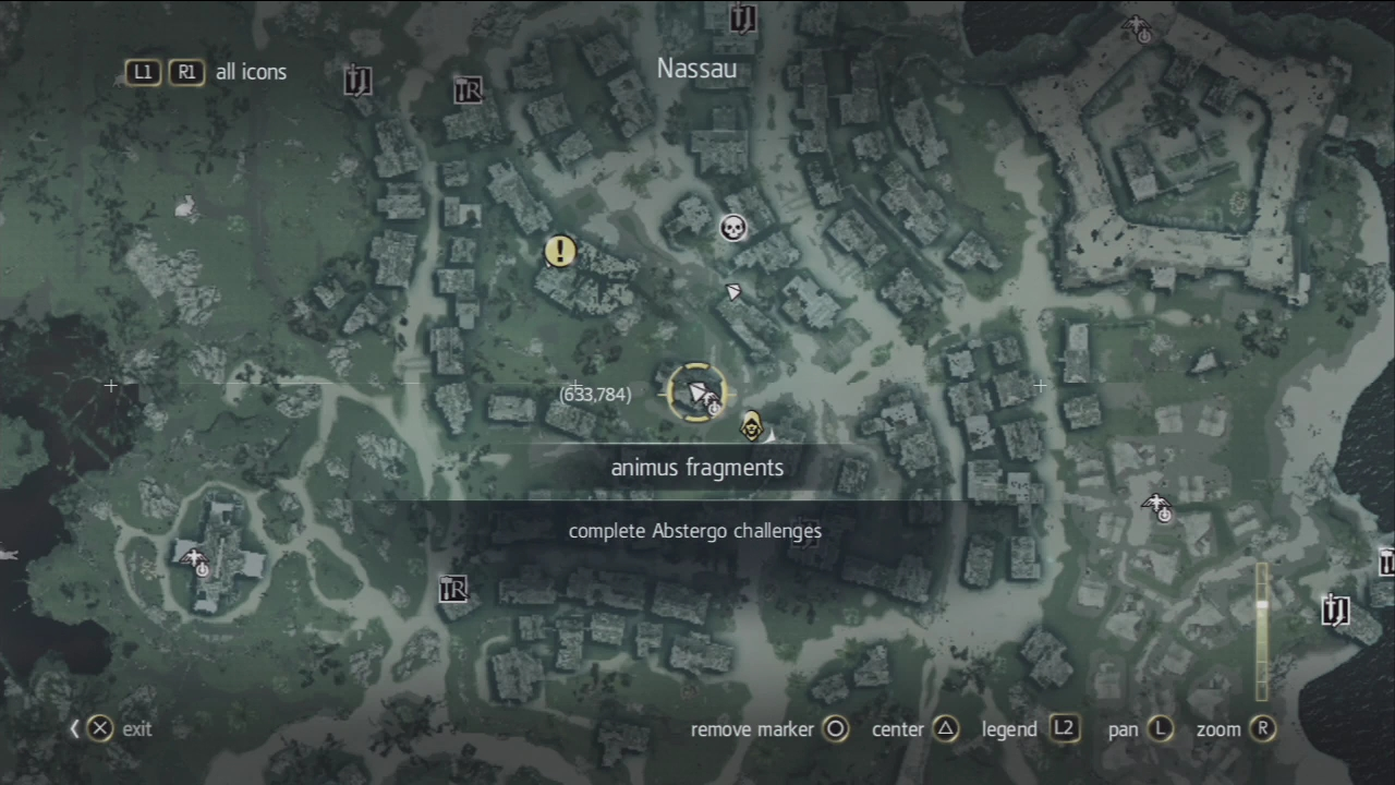 Ccc Assassin S Creed Iv Black Flag Guide Walkthrough Nassau