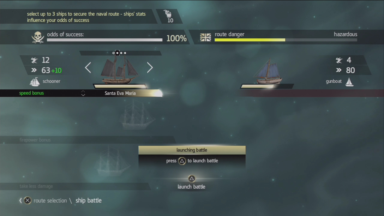 Kenway s fleet prizes for games
