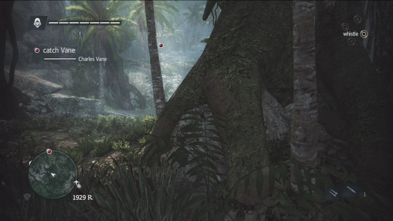 assassins creed black flag how to use throwing knife