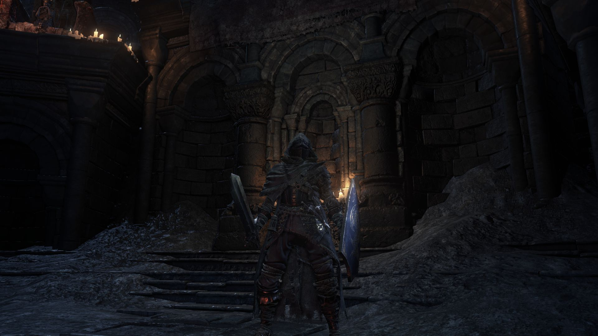 CCC: Dark Souls III Guide/Walkthrough - Builds