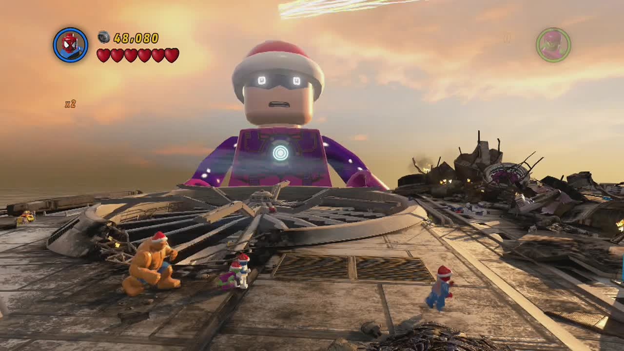 The gallery for --> Lego Marvel Superheroes A Bomb