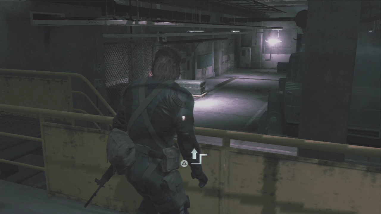 metal gear solid ground zeroes guide