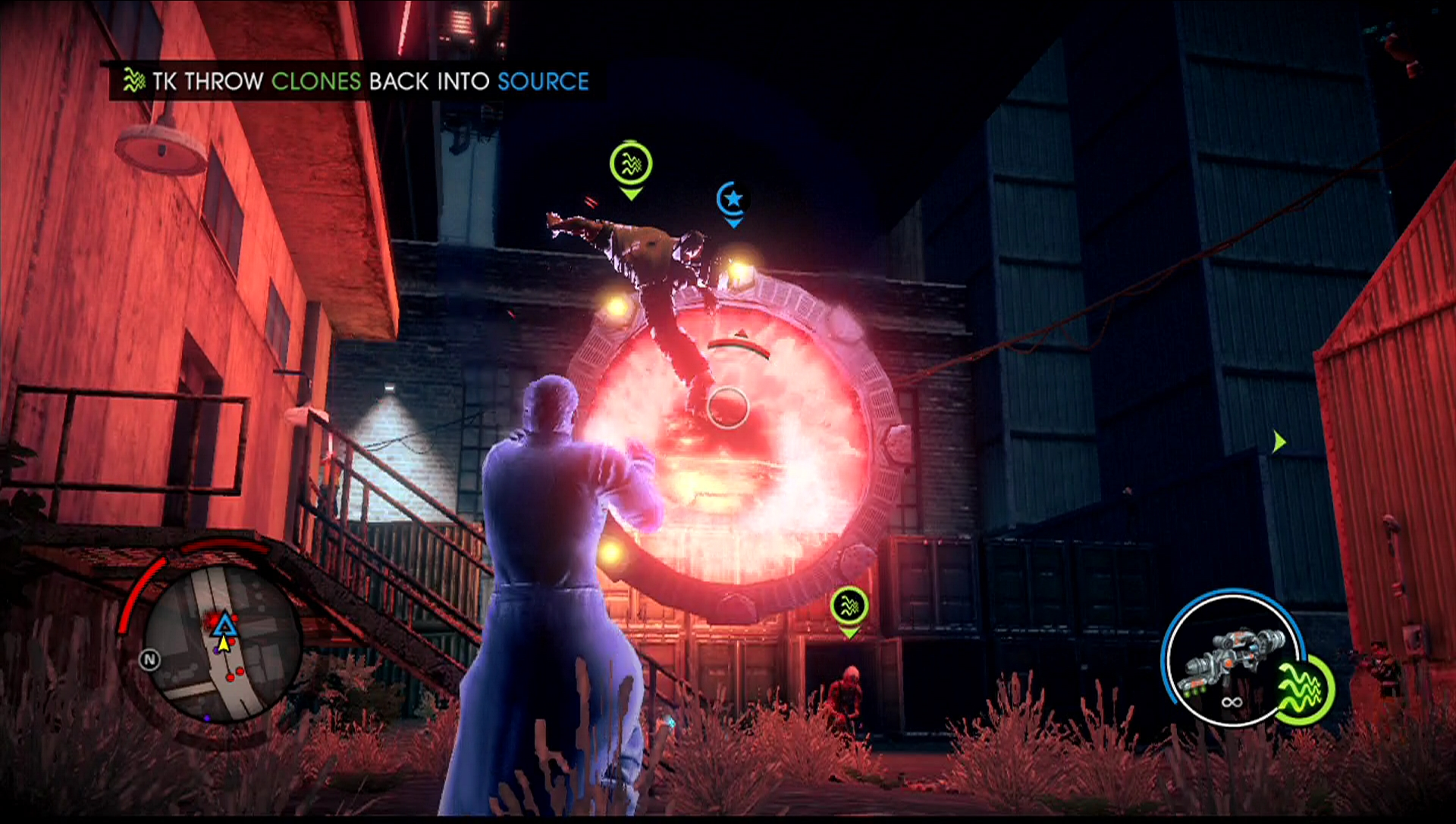 saints row 4 weapons guide
