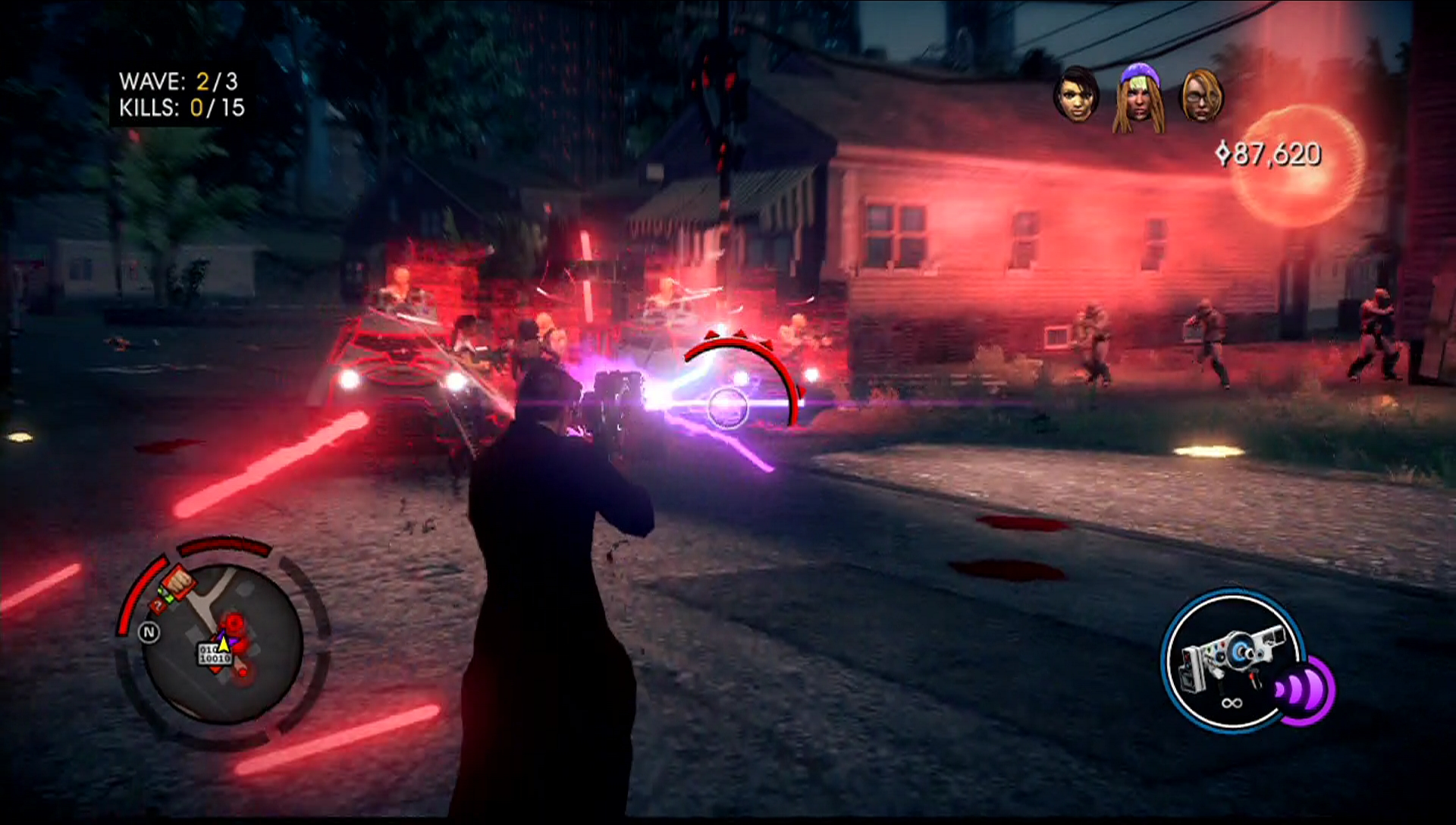 saints row 4 how to kill cyrus