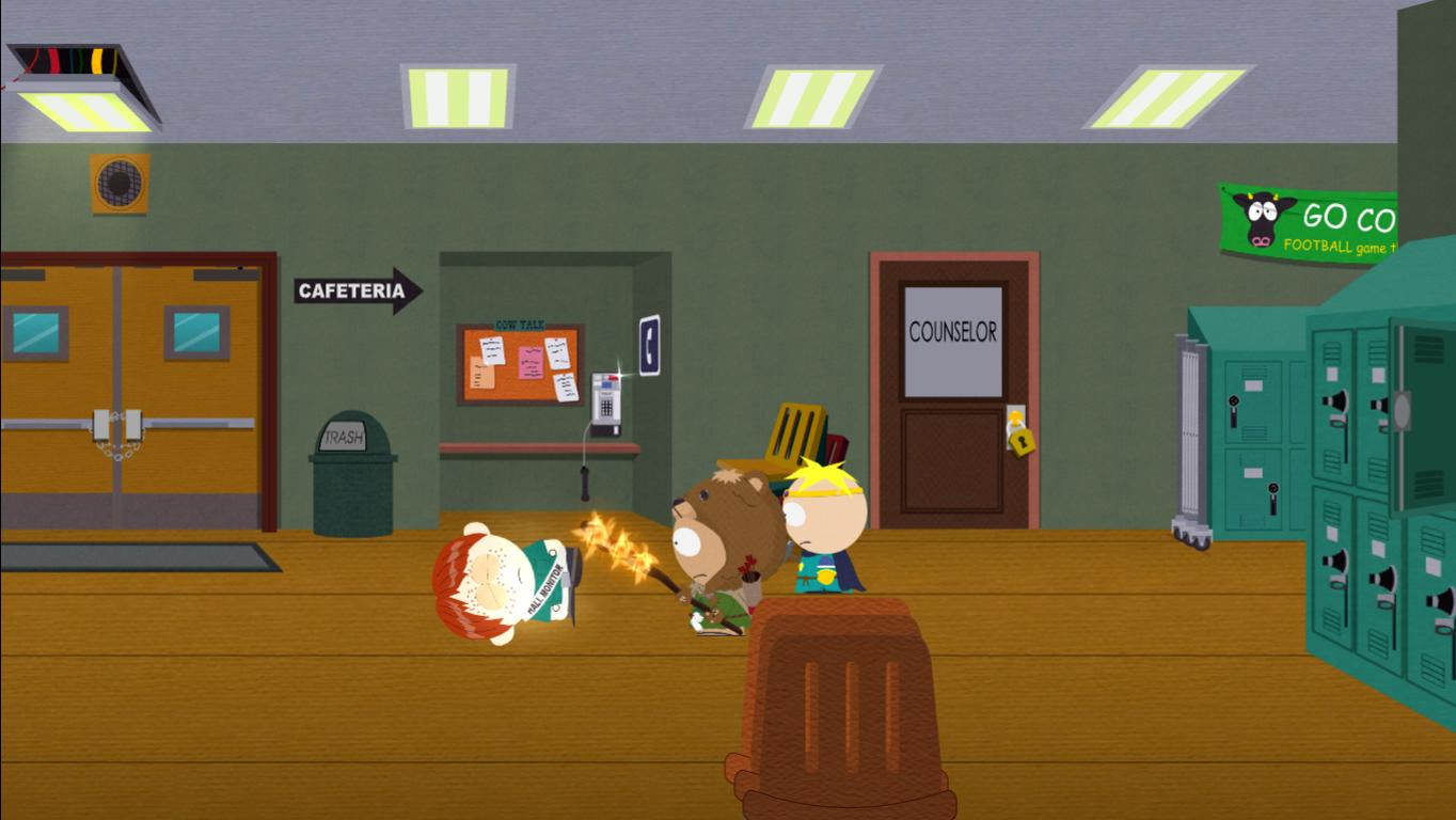 CCC: Southpark: The Stick of Truth Guide/Walkthrough - Detention ...