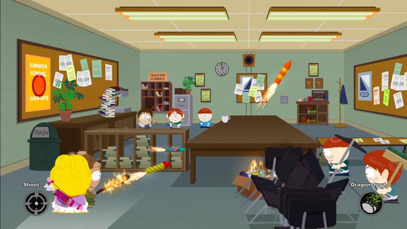 South Park:How to find Chefs old P.O Box key and a hidden ...