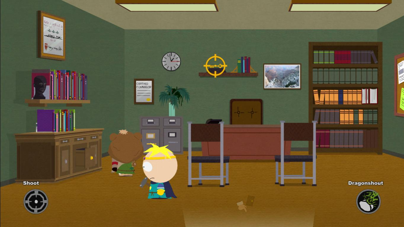 CCC Southpark The Stick of Truth GuideWalkthrough  Detention