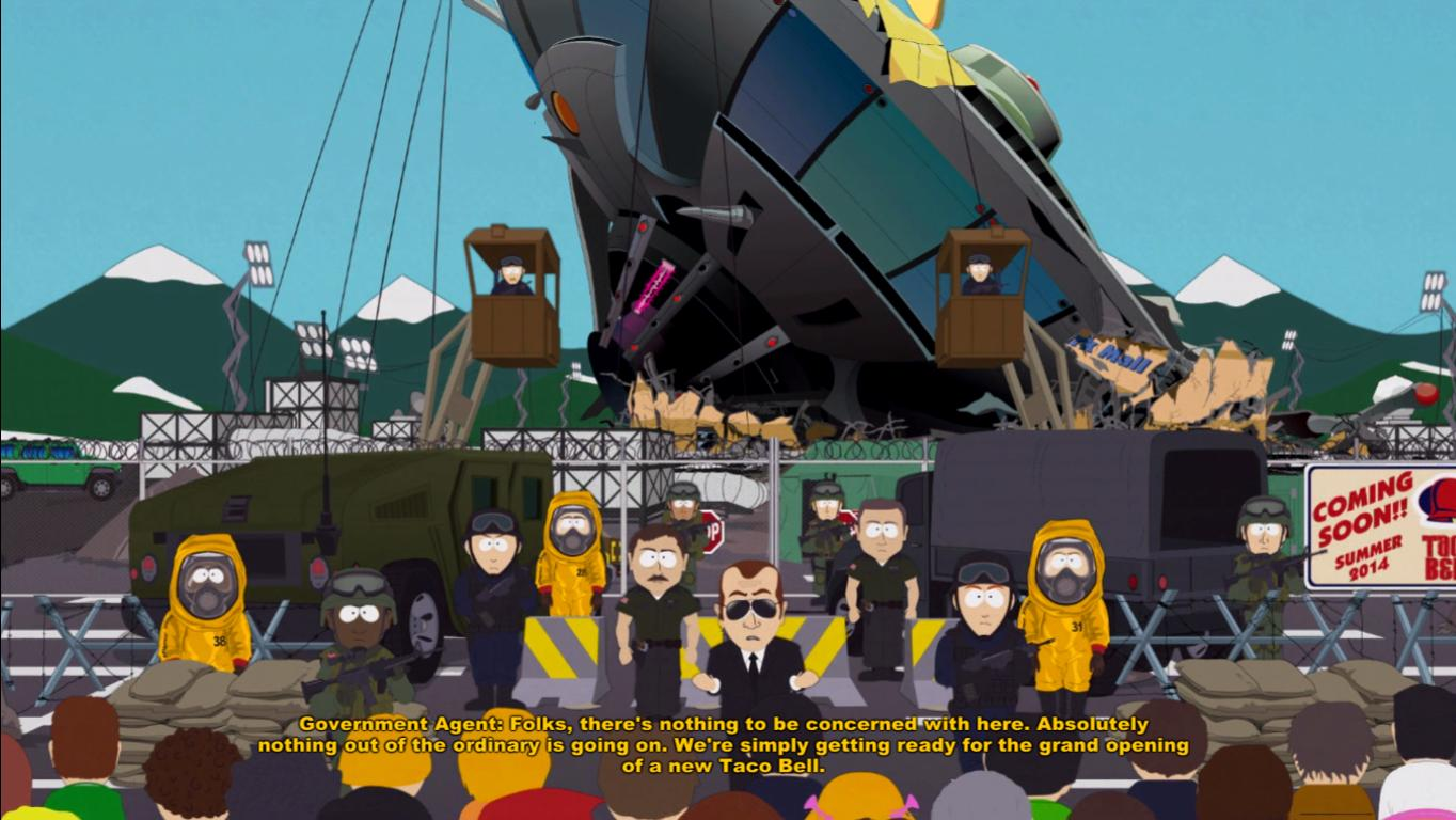 Ccc Southpark The Stick Of Truth Guide Walkthrough Pta