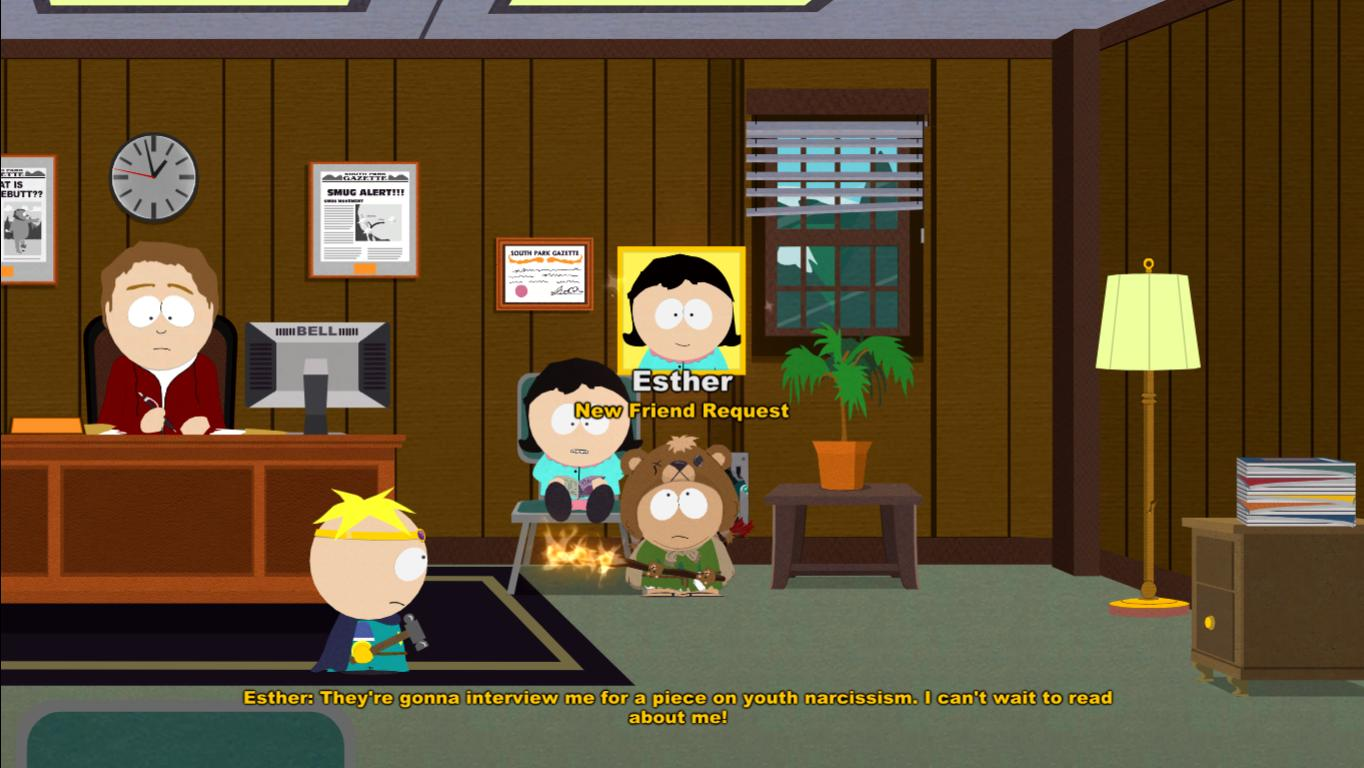 Friends and keys   Collectibles - South Park: The Stick of ...