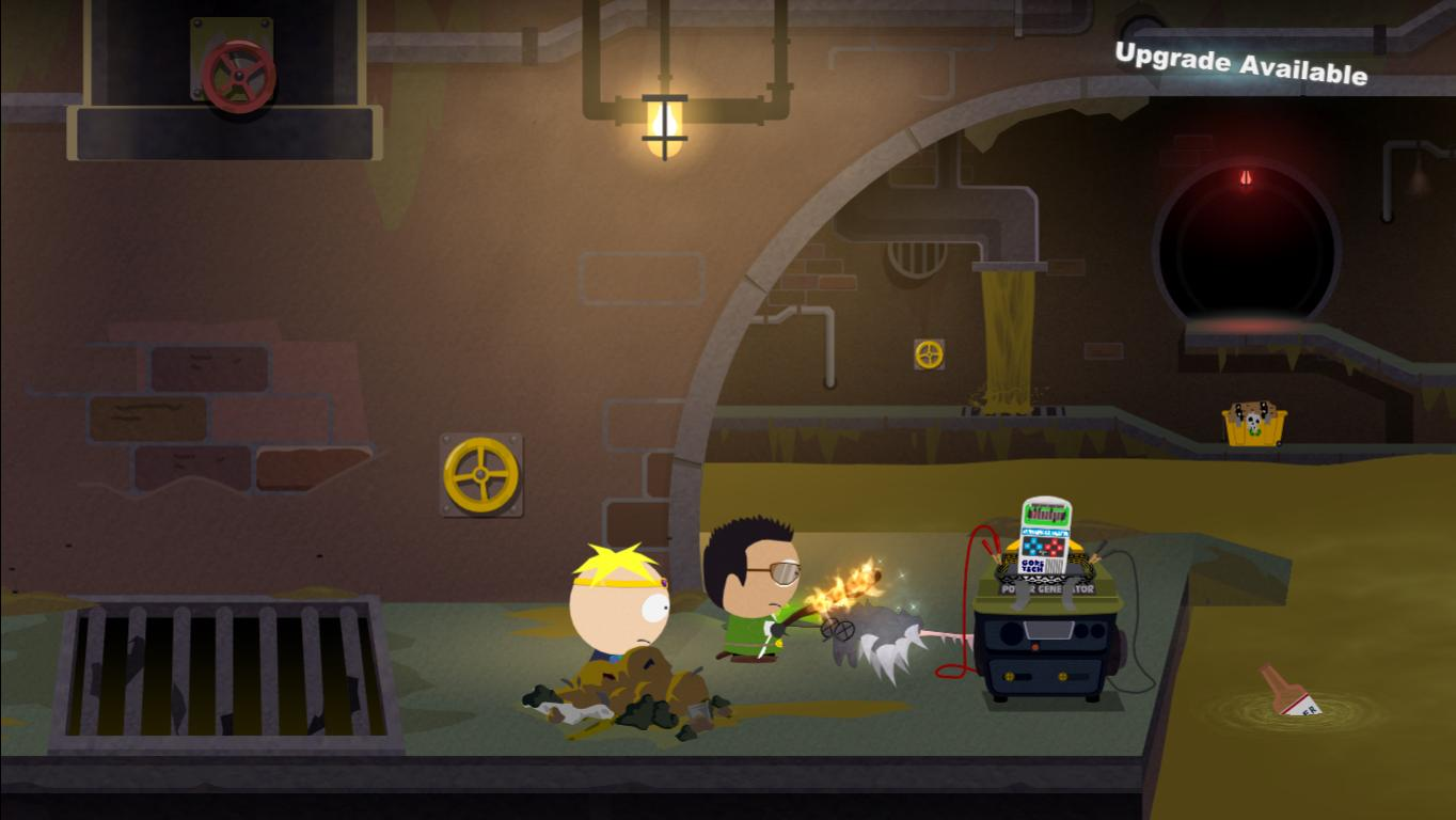 ccc southpark the stick of truth guide walkthrough dropping the