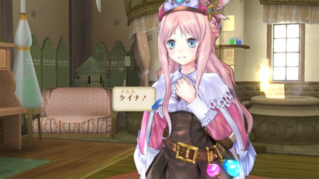 Atelier Meruru Plus: The Apprentice of Arland Screenshot
