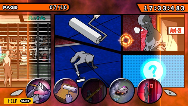 Danganronpa: Trigger Happy Havoc Screenshot