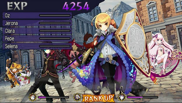 Demon Gaze Screenshot
