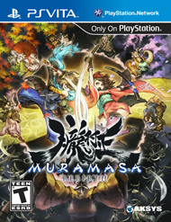 Muramasa Rebirth Box Art