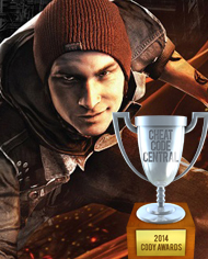 Delsin Rowe in inFAMOUS: Second Son Box Art