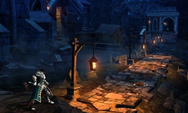 Castlevania: Lords of Shadow - Mirror of Fate Screenshot
