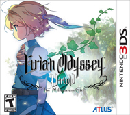 Etrian Odyssey Untold: The Millennium Girl Box Art