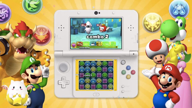 Puzzle & Dragons Z + Super Mario Edition Screenshot
