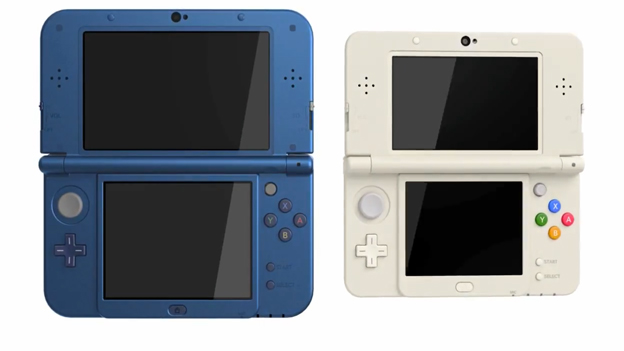 New 3DS XL Screenshot