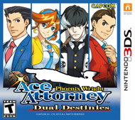 Phoenix Wright: Ace Attorney – Dual Destinies Box Art