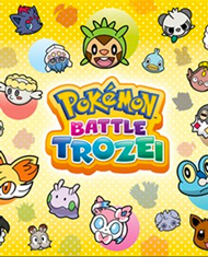 Pokémon Battle Trozei Box Art
