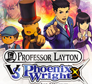 Professor Layton vs. Phoenix Wright: Ace Attorney Box Art