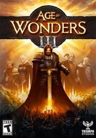 Age of Wonders III Box Art