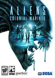 Aliens: Colonial Marines Box Art