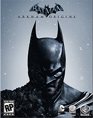 Batman: Arkham Origins Box Art
