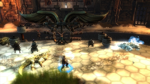 Blackguards Screenshot