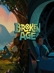 Broken Age Part 1 Box Art