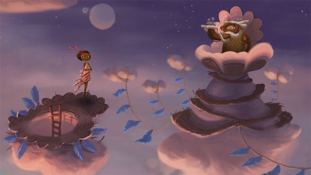 Broken Age Part 1 Screenshot
