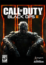 Call of Duty: Black Ops 3 Box Art