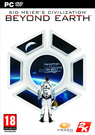 Civilization: Beyond Earth Box Art