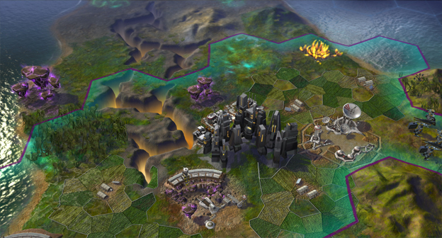 Civilization: Beyond Earth Screenshot