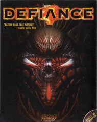 Defiance Box Art
